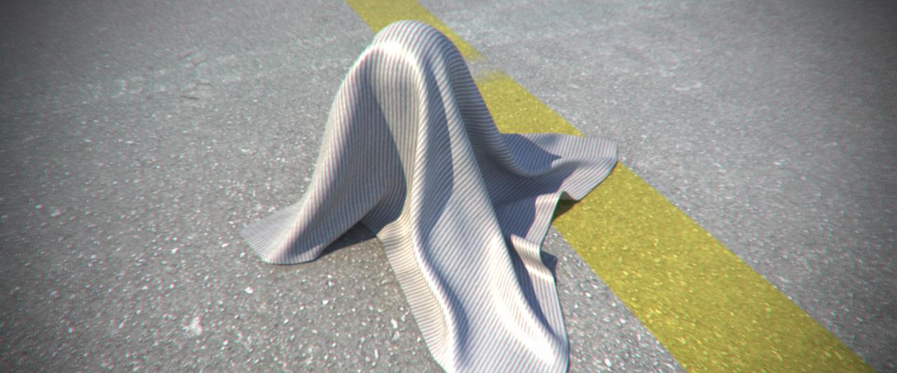 Blanket ghost 01