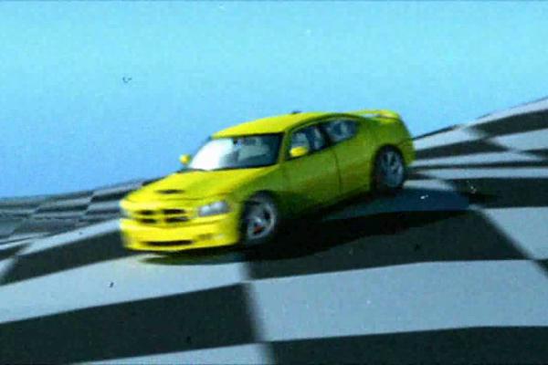 Car Rigging Animation Test