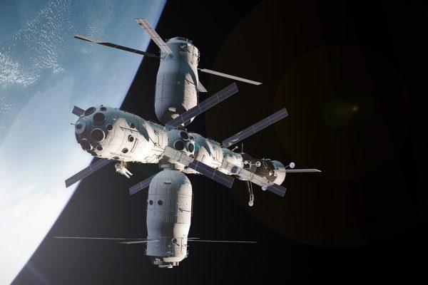 GALACTIC SUITE SPACE RESORT